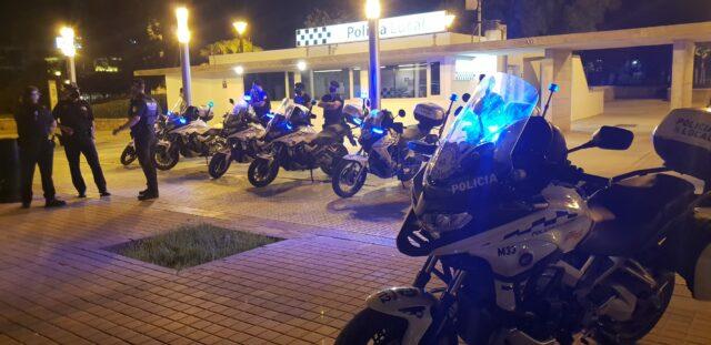Policia Local Wache Playa de Palma
