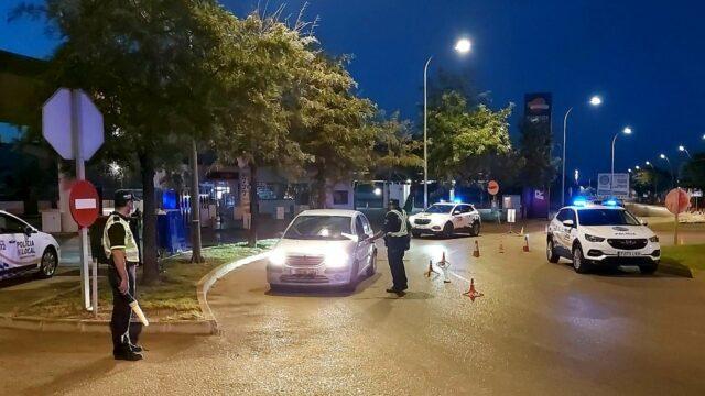 Policia Palma Kontrolle