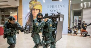 Guardia Civil Spezialkräfte